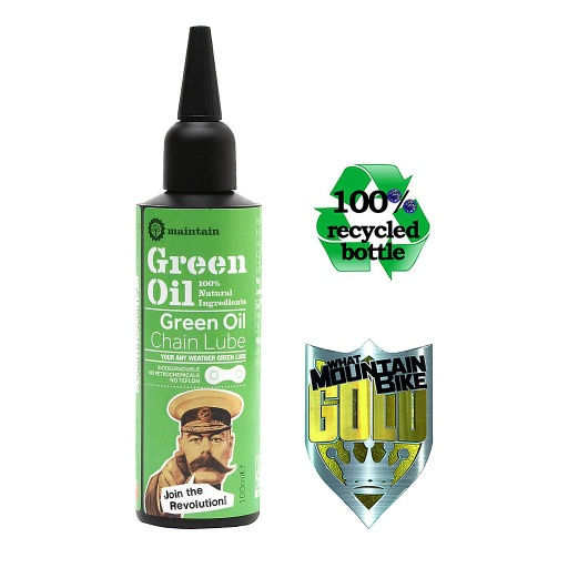Green Oil Chain Lube (kettingolie) 100ml