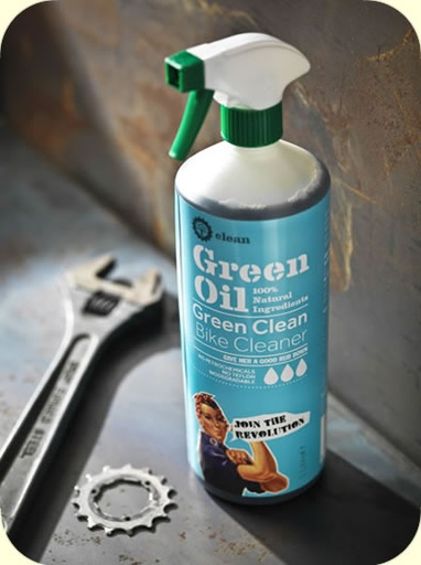Green Oil Green Clean (fietsenreiniger) 1l