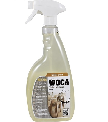 Woca Natuurzeep spray 0.75L