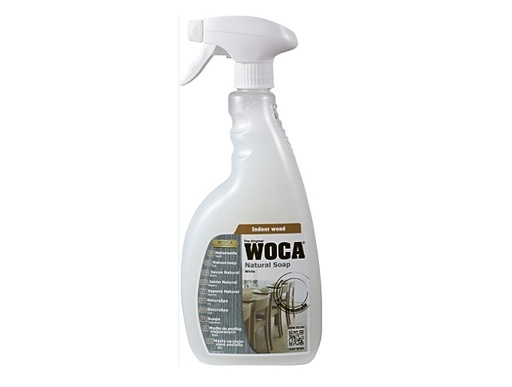 Woca Natuurzeep spray Wit 0.75L